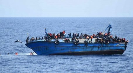 Penjaga Pantai Libya Selamatkan 150 Migran