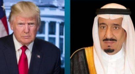 ISIS Kalah di Mosul, Raja Saudi Ucapkan Selamat kepada Trump