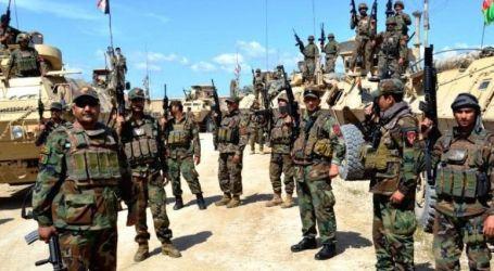 Operasi Militer Afghanistan Tewaskan Pemimpin Taliban dan ISIS