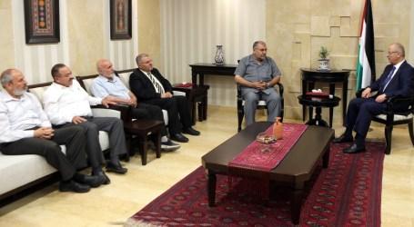 PM Hamdallah – Hamas Bahas Rekonsiliasi