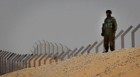 Pangkalan Militer Baru Israel Dibuka di Dekat Perbatasan Mesir