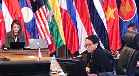 Menlu ASEAN Dorong Dimulainya Kembali Proses Perdamaian Palestina-Israel