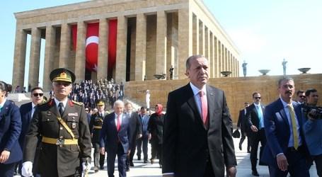 Turki Rayakan Hari Kemerdekaan ke-95