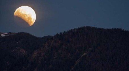 Gerhana Bulan Tanda Keagungan Allah