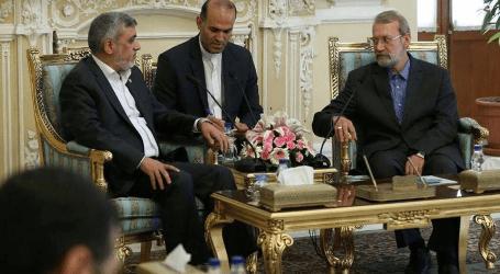Hamas Akhiri Kunjungan Empat Hari di Iran