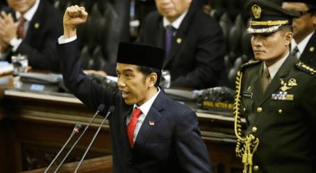 Jokowi Targetkan Pertumbuhan Ekonomi 5,4 Persen Tahun 2018