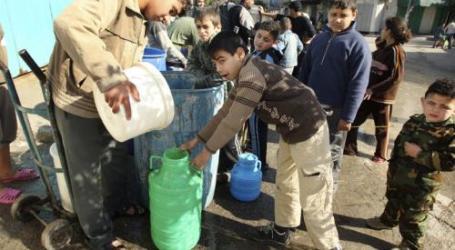 Pertemuan Internasional Sektor Air di Ramallah