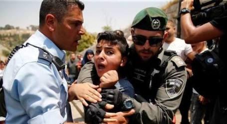 Selama 50 Tahun Israel Melarang Warga Palestina Demonstrasi