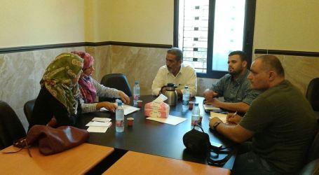Hamas Terima Delegasi Palang Merah Internasional di Lebanon