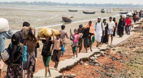 Militer Myanmar Masih Lakukan Serangan ke Desa Rohingya