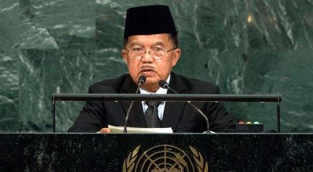Wapres JK: Isu Papua Tak Dibahas dalam Sidang Umum PBB