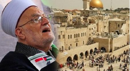 Turki Kecam Larangan Syaikh Sabri Masuki Al-Aqsa