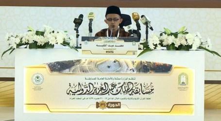 Dua Santri Indonesia Juara Musabaqah Hafalan Quran Internasional di Arab Saudi