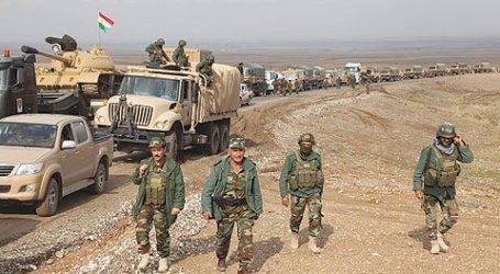 Pejabat Irak dan Kurdi Setuju Perpanjangan Gencatan Senjata