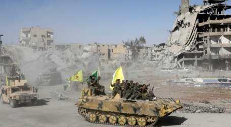 ISIS Kalah, Kota Raqqa Hancur Total