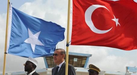Turki-Somalia Sepakat Tingkatkan Kerjasama