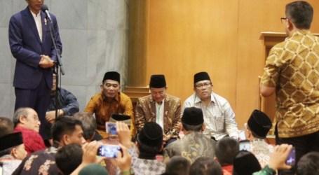 Jokowi Bantah Bersikap Represif dalam Terbitkan Perppu Ormas