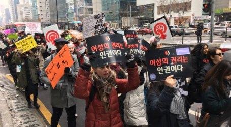 Korea Selatan Batasi Demonstrasi Anti-Trump
