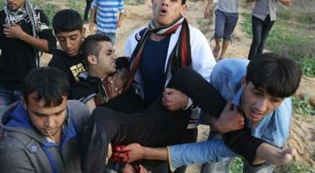 Pasukan Israel Tembak Dua Pemuda Palestina di Perbatasan Gaza