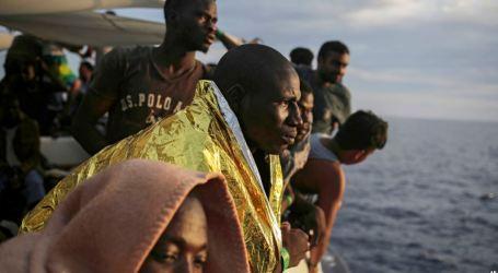 Spanyol Selamatkan 250 Migran di Mediterania