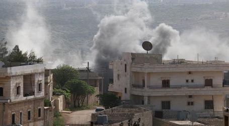 Yordania, Rusia, AS Setujui Zona De-eskalasi di Suriah