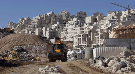 Israel Berencana Legalkan Permukiman di Tanah Warga Palestina