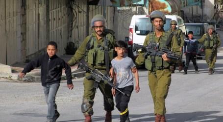 25 Anak Palestina Tewas Oleh Israel Sejak Awal Tahun Ini