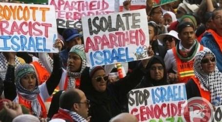 Afrika Selatan Turunkan Status Kedutaannya di Israel