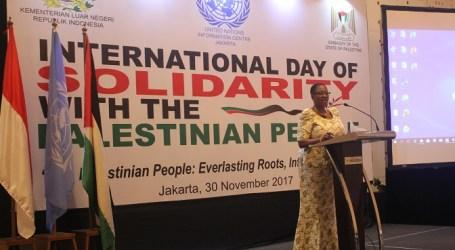 PBB Tekankan Dukungan Kemerdekaan Palestina