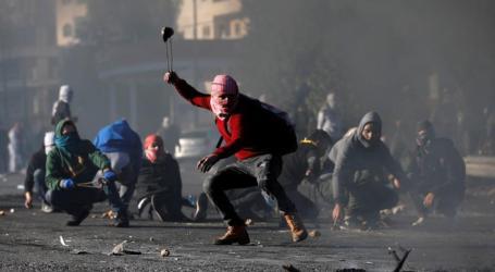 Enam Hari Intifadhah, 1700 Lebih Korban Luka