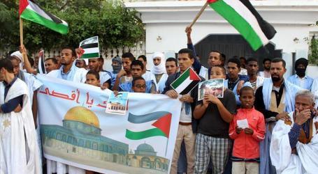 Parlemen Mauritania Kecam Keputusan AS Terkait Al-Quds