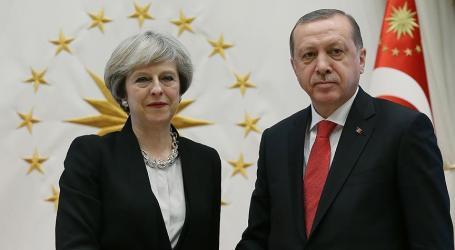 Turki-Inggris Bahas Al-Quds