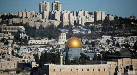Survei: 91% Warga Palestina Menentang Keputusan Trump Atas Yerusalem