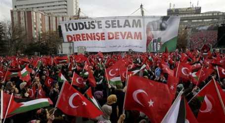 Setelah Veto  AS, Turki Siap Ajukan Resolusi Yerusalem ke Majelis Umum PBB