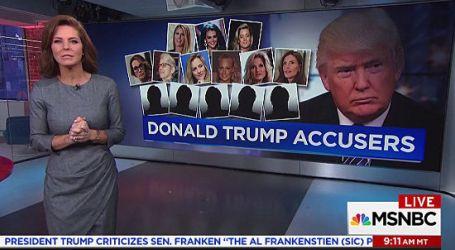 Ratusan Anggota Parlemen AS Bentuk Komite Dugaan Serangan Seksual Trump