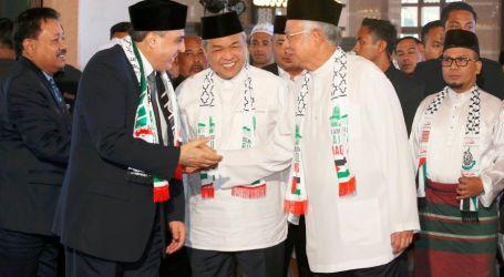 PM Malaysia Najib: Hanya Persatuan Umat Islam Selamatkan Palestina