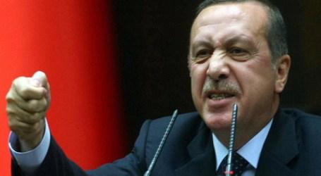 Erdogan Desak Kosovo, Serbia Redakan Ketegangan