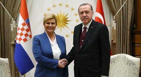 Turki-Kroasia Sepakat Perkuat Kerja Sama