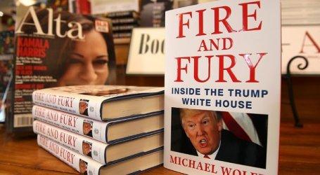 """Bantah Buku """"Fire and Fury"""", Trump Mengaku """"Sangat Jenius"""""""