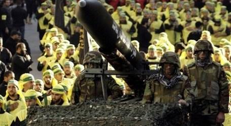 Hizbullah Lebanon Klaim Tembak Jatuh Drone Israel