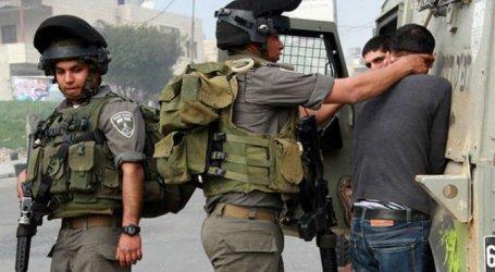 Tentara Israel Tangkap 16 Warga Palestina di Tepi Barat dan Yerusalem