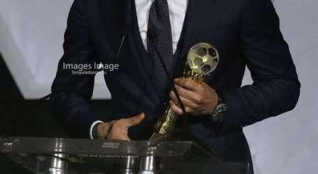 Mohamed Salah Pemain Sepakbola Terbaik Afrika 2017