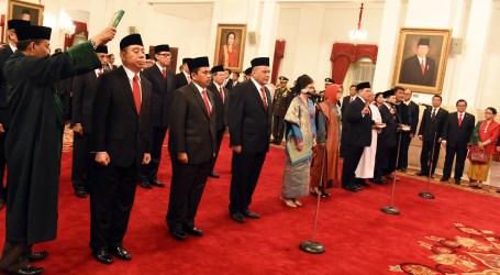 Jokowi Lantik 17 Dubes RI untuk Negara Sahabat