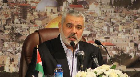 Ismail Haniyeh Paparkan Risiko Kesepakatan Abad Ini