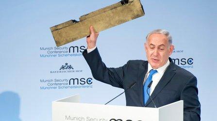 Netanyahu kepada Iran: Jangan Menguji Israel