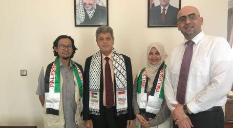 Dubes Palestina Dukung Pengembangan Bangunan RS Indonesia di Gaza