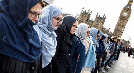 Inggris Promosikan Kebebasan Berjilbab