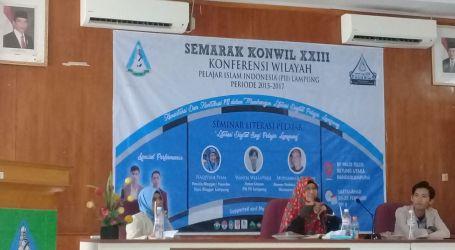 PII  Lampung Gelar Konferensi Wilayah ke-23