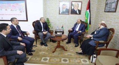 Delegasi Mesir Hadiri Pertemuan Rekonsiliasi Palestina di Gaza