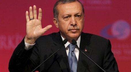 Erdogan: Pemimpin FETO Akan Didatangkan ke Turki